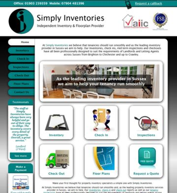 Simply Inventories